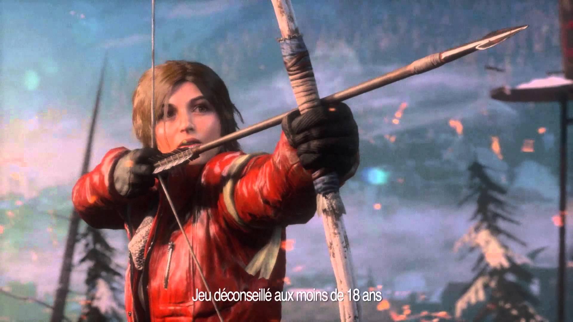 Musique de la Pub Rise Of The Tomb Raider – Xbox
