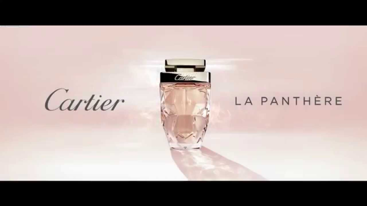 Musique de Pub Parfum La Panthere de Cartier