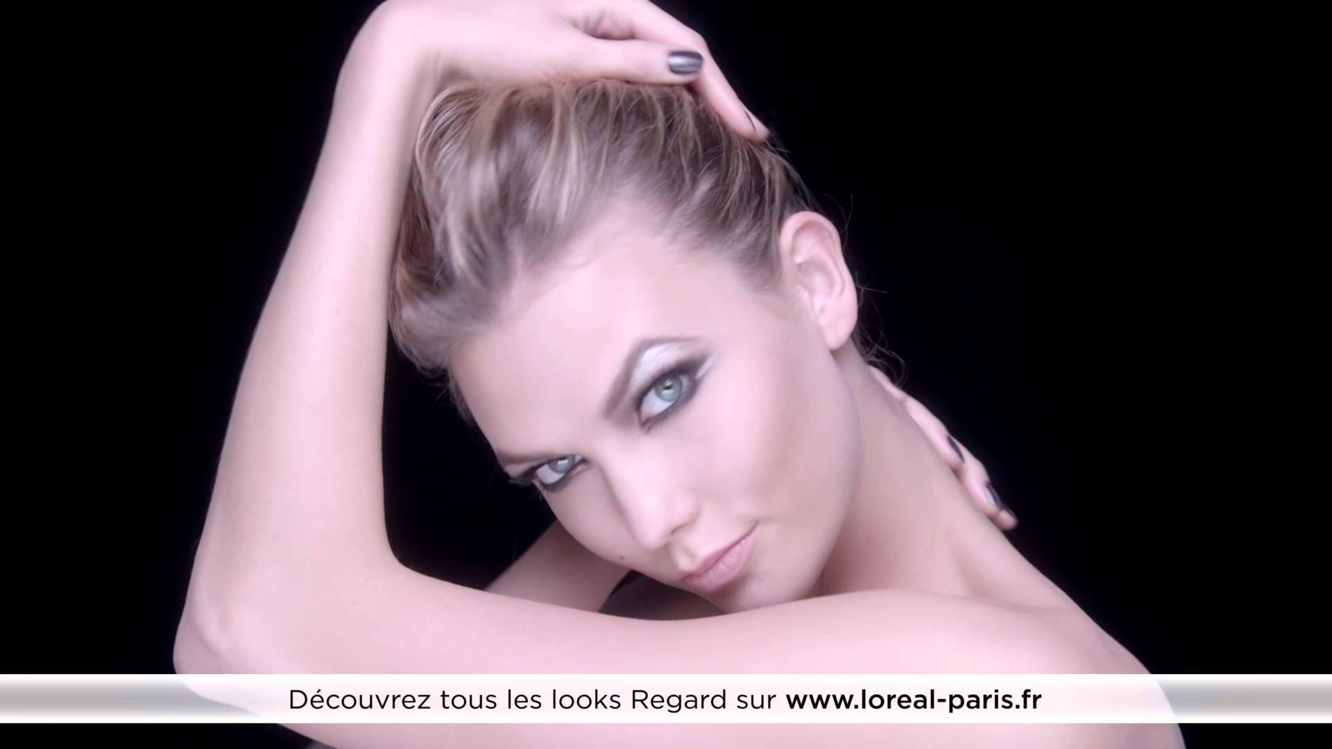 Pub de l'Oréal – La Palette Nude
