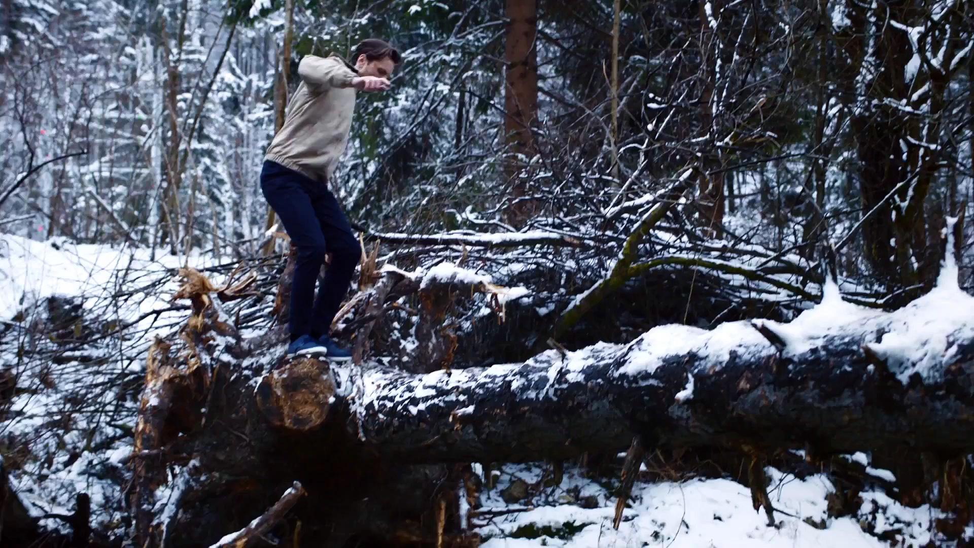 Pub de Mcdo – Le tronc d'arbre