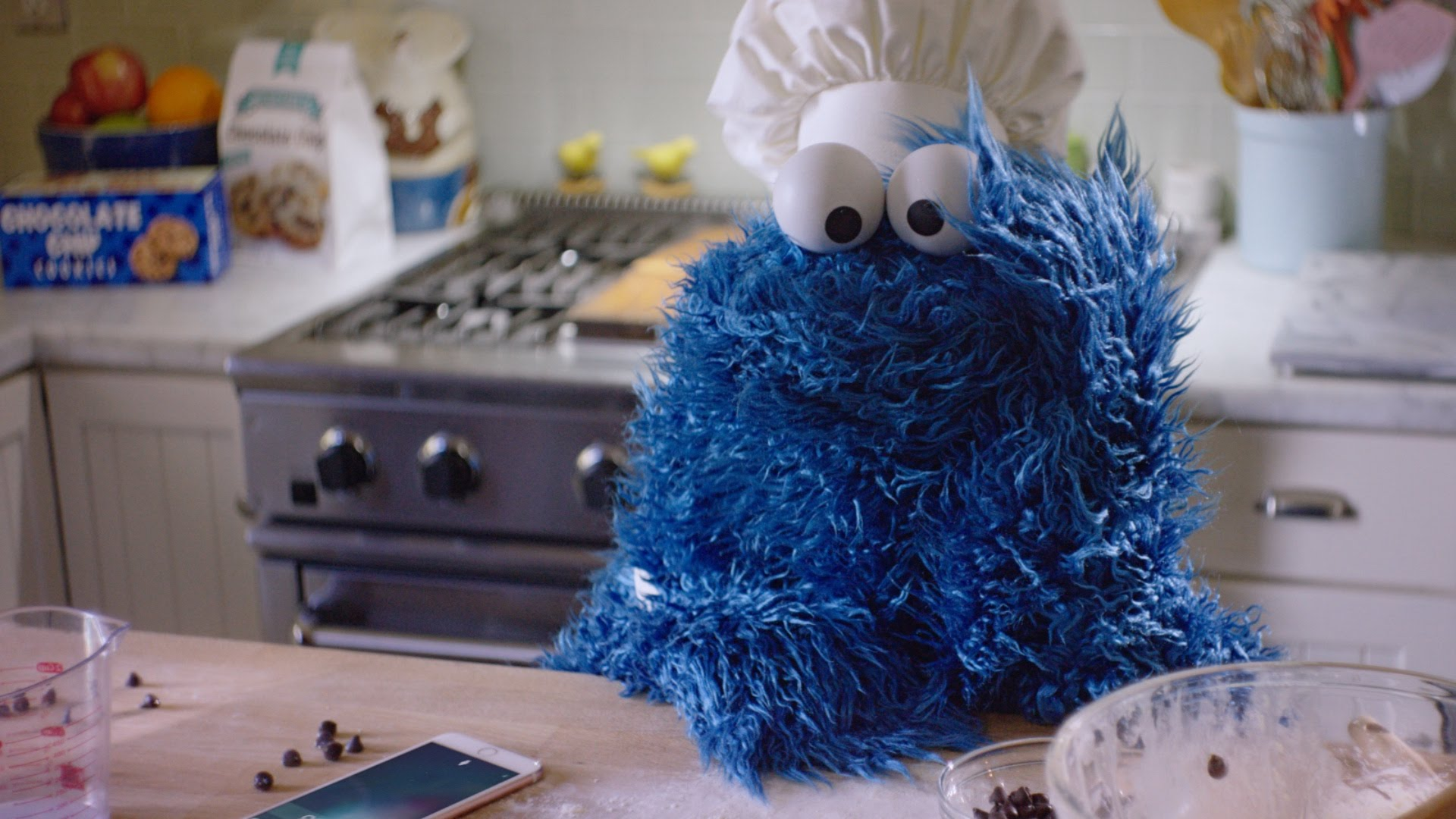 Musique pub Iphone 6s Timer – Cookie Monster
