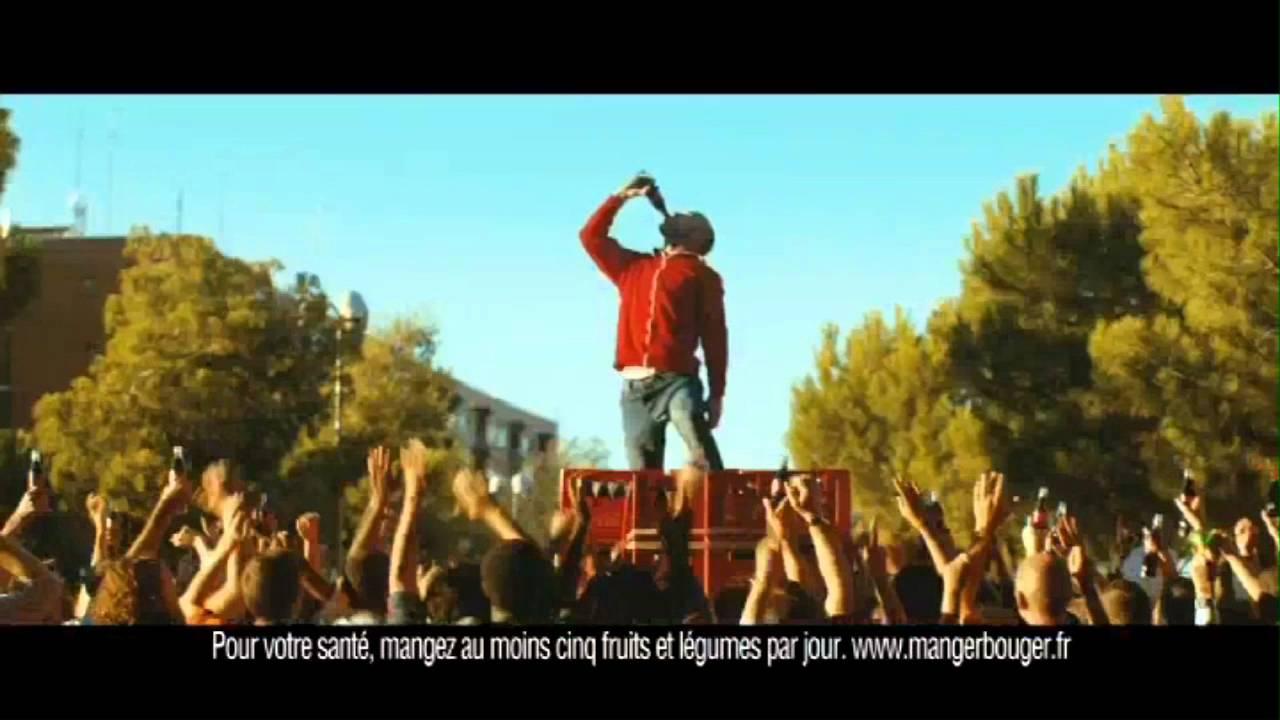 Musique de Pub Coca Cola Euro 2016 – Avril 2016