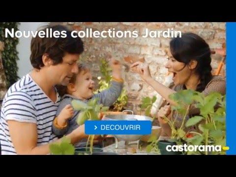 Musique publicité Castorama jardin Mars 2016